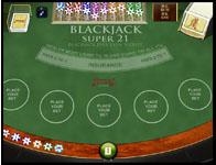 無料お試しゲーム ブラックジャック3